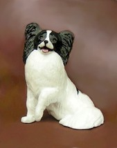 Hevener Miniatrue Figurine For Papillon Lovers - $35.00