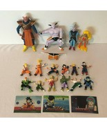 Dragon Ball Z Action Figures and Mini Figures Lot Goku Gohan Cartoon Net... - $74.99