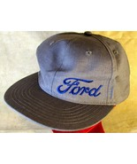 Ford Grey SnapBack Hat Cap - $11.87