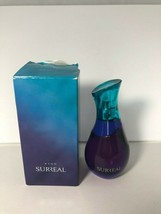 Avon Surreal eau de toilette Perfume Spray 1.7oz. 95% FULL. Discontinued  - $25.00