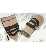 TWO LOT - KNEE COMPRESSION SUPPORT BAMBOO & MAG... - $15.25