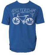 Paradise of WEED amsterdam t shirt dope spliff plant cannabis mens t-shi... - $11.29+