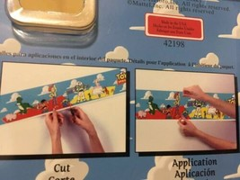 1995 Disney Toy Story Border Stick-Ups Vinyl Peel & Stick Wall Paper Woo... - $12.41