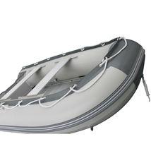 BRIS 10.8 ft Inflatable Boat Dinghy Pontoon Boat Tender Fishing Raft image 9