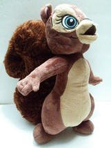 "Sammy the Squirrel Plush doll 16"" Great Wolf Lodge Animal Ships - $6.00"