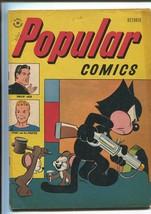 POPULAR #128 1946-DELL-FELIX-GASOLINE ALLEY-SMILIN' JACK-vg - $47.92