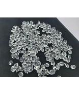 Premium Cleanest double Terminated Diamond Quartz 5-8mm sizes 360 grams ... - $712.80