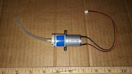 7AA64 KEURIG BUBBLER PUMP, TESTS OK, 12VDC, FROM 2.0-500, VERY GOOD COND... - $10.77