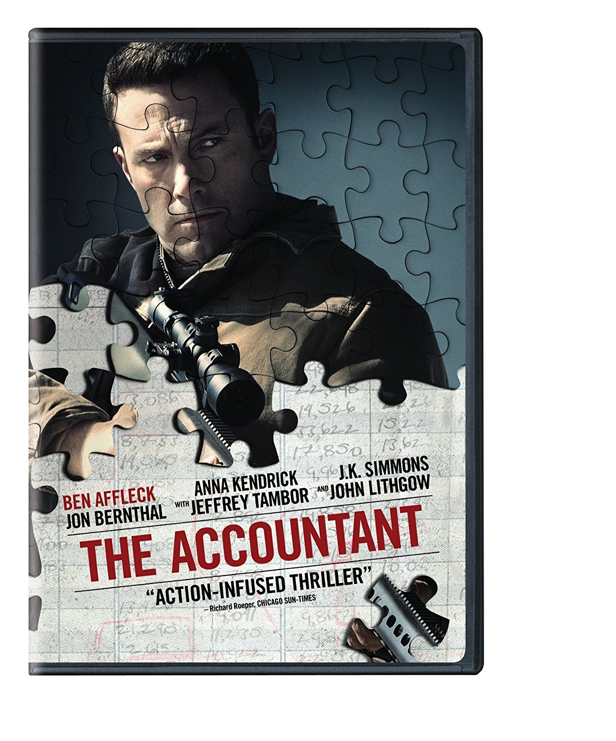 The Accountant (2016) [DVD]