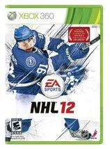 NHL 12 Xbox 360 image 1