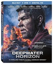 Deepwater Horizon (2016) (Blu-ray + DVD + Digital HD Ultraviolet)