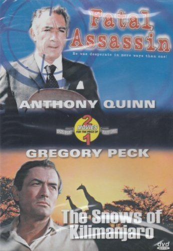 Fatal Assassin / The Snows Of Kilimanjaro Dvd