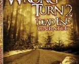 Wrong Turn 2: Dead End (Unrated) by 20th Century Fox [DVD]