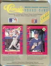 1990 classic mlb board game baseball player trivia cards nolan ryan - $9.99