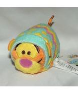 Nuovo Disney Tsum Tsum Winnie The Pooh Tigro Peluche Uovo di Pasqua a Pois - $9.88