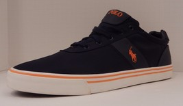 GENUINE POLO RALPH LAUREN SIZE 15 D NAVY BLUE TECH NYLON HANFORD FASHION... - $48.50