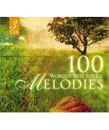 100 World's Best Loved Melodies by 100 World's Best Loved Melodies (2005... - $6.99