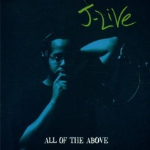 All of the Above By J-Live Cd image 1