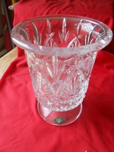 Beautiful Shannon Crystal ..Bowl / Vase - $25.81