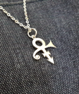 Pendant - Love - Remembrance Symbol - Sterling Silver - Handmade - $55.00