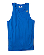 Royal 2XL N9138 New Balance Men Tempo Running Singlet Tank Top - $13.00