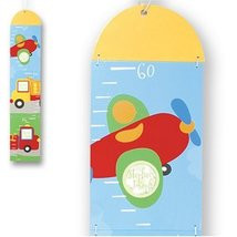 Stephen Joseph Growth Chart Transportation h120... - $37.55