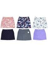 Croft & Barrow NEW Relaxed Classic Fit 5-Pocket SKORT Skirt Womens Size ... - $24.00