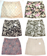 Croft & Barrow NEW Relaxed Classic Fit SKORT Short Skirt Misses Size 4-1... - $24.00