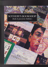 Sotheby's Bookshop Books by Post from Sothebys Catalog Vintage - $16.00