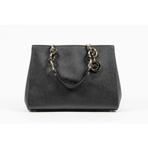 Michael Kors Ladies Cynthia Medium Leather Satc... - $459.00