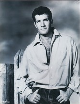 Hugh O'Brian 8x10 Black & white publicity photo - $6.85