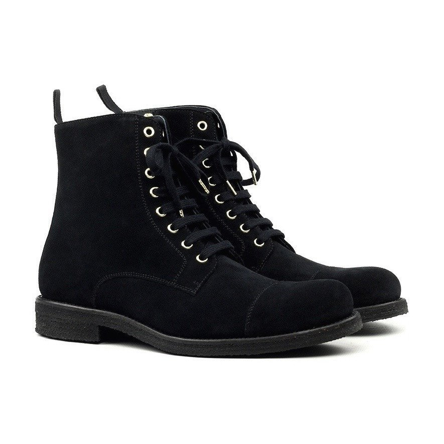 Shop black suede boots at mundo-halflife.tk Free Shipping and Free Returns for Loyallists or Any Order Over $!