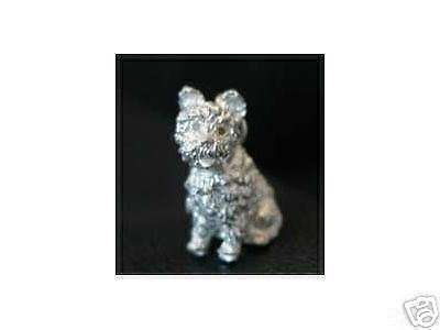 3D PUPPY DOG CHARM Sterling Silver .925 pendant Jewelry