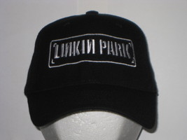 LINKIN PARK - Embroidered Baseball Cap  -Fitted Flexfit / Unisex. Brand New - $14.99