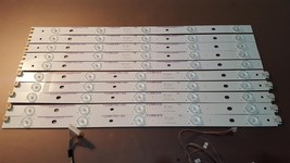 Vizio E43-C2 E466169  IC-B-HWX43D496R F100N8R LED Light Board - $46.71