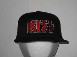 KISS - Embroidered Baseball Cap  -Fitted Flexfit / Unisex.Brand new - $15.99