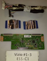 Vizio E55-C1 Part# 6870C-0532B    55 6871L Control Board - $28.01