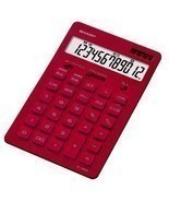 SHARP 12-digit calculator design EL-N802-RX - $44.12