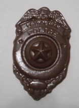 A dozen Patrolman Police Badges - $16.50