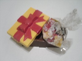 Chocolate Gift Box in your choice of color - $11.75