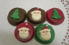 Christmas Chocolate Covered Oreos - $18.00