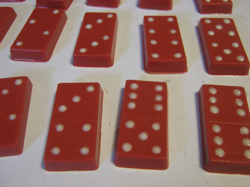 30 piece chocolate dominoes image 2