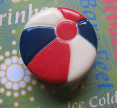 One dozen beach ball chocolate covered sandwich cookie party favors - $18.00