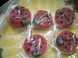 One Dozen Ladybug Oreos - $18.00