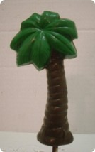 One dozen palm tree lollipops - $19.25