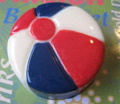 One dozen beach ball chocolate covered sandwich cookie party favors image 3
