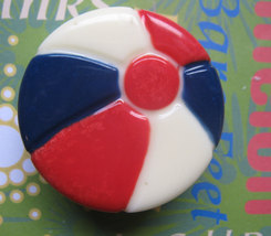 One dozen beach ball chocolate covered sandwich cookie party favors image 4