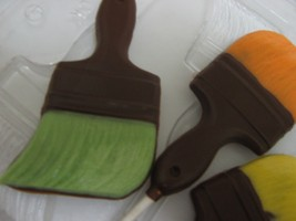 One dozen paintbrush lollipops image 4