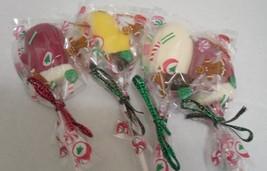 Set of 12 Winter Mitten Lollipops image 4