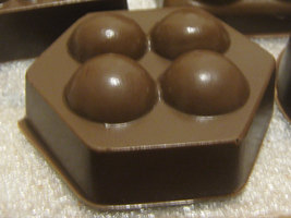 Edible Chocolate massage bars image 3